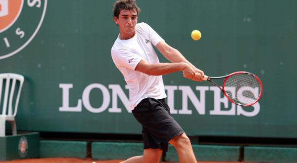 Gabriel Bugiga vai à semi em disputa por vaga em Roland Garros