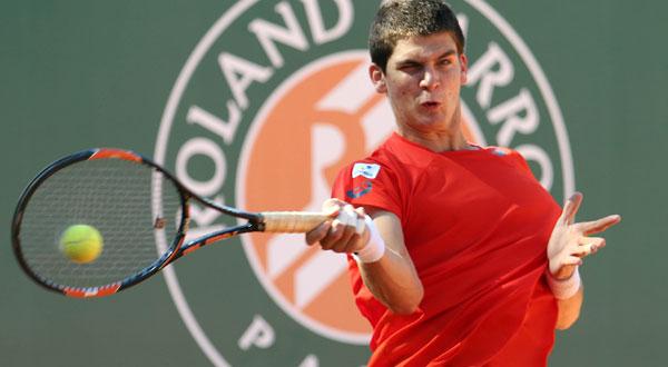 Thiago Wild busca vaga na final do Rendes-Vous à Roland Garros