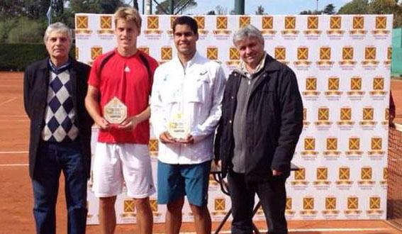 João Pedro Sorgi é campeão de duplas pela 3ª semana seguida na Argentina