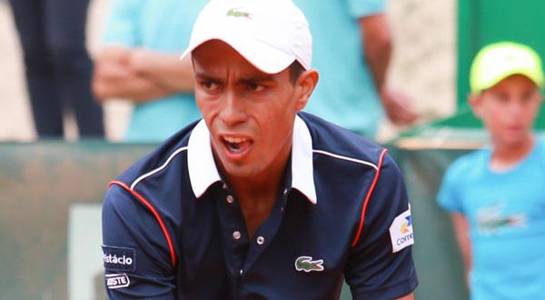 Thiago Monteiro estreia em Roland Garros nesta segunda-feira