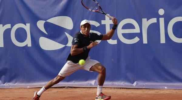 Thiago Monteiro vira e vai às quartas em Lyon