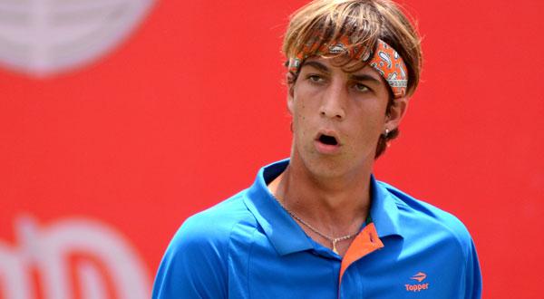 Felipe Meligeni vence na estreia em Wimbledon
