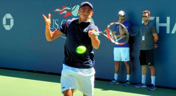 Thiago Monteiro estreia nesta terça no quali do US Open