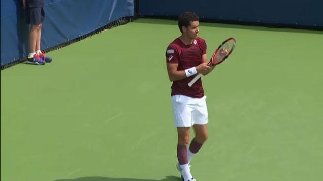 André Sá vence na estreia do US Open