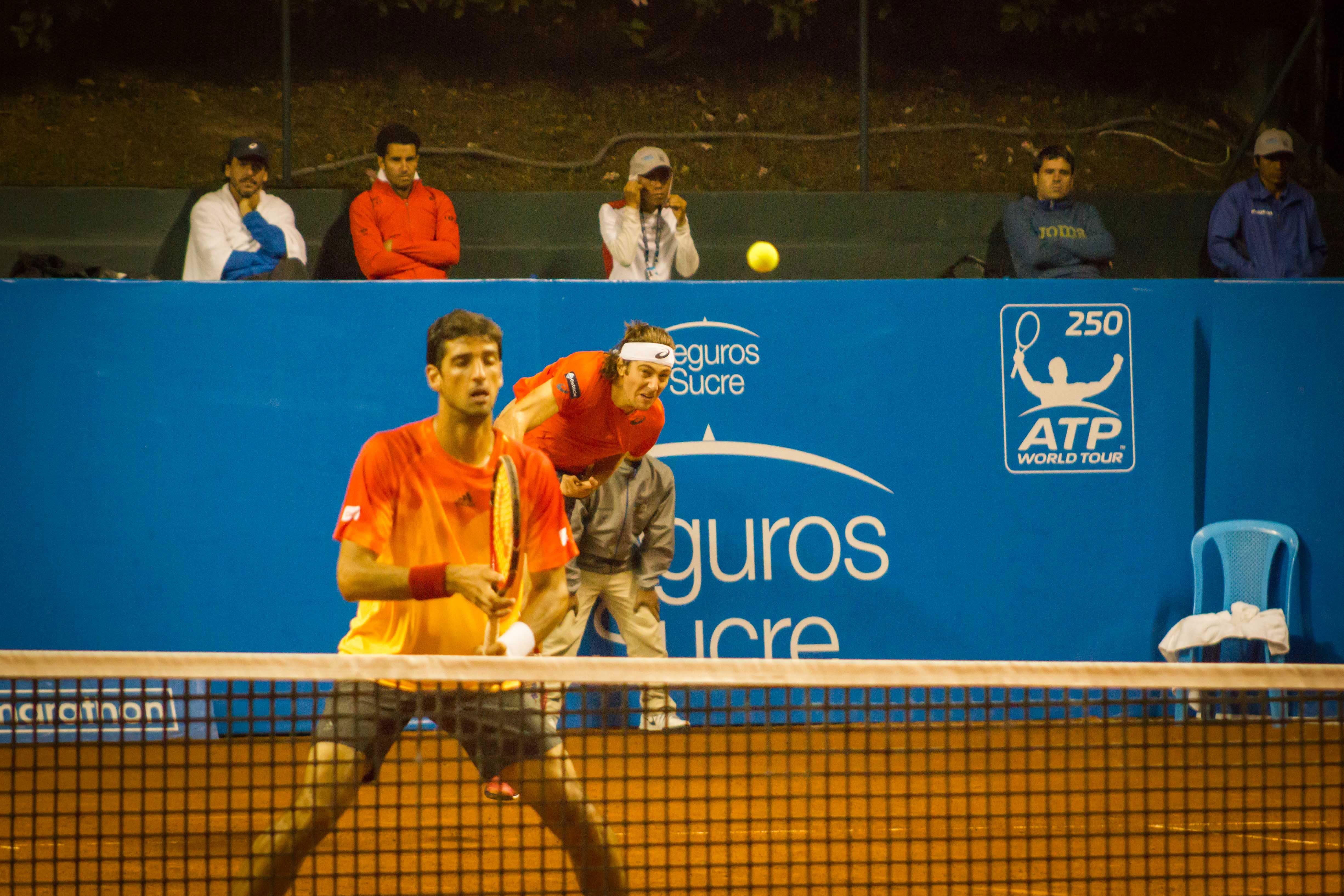 Marcelo Demoliner bate dupla 11ª favorita no US Open ao lado de Bellucci