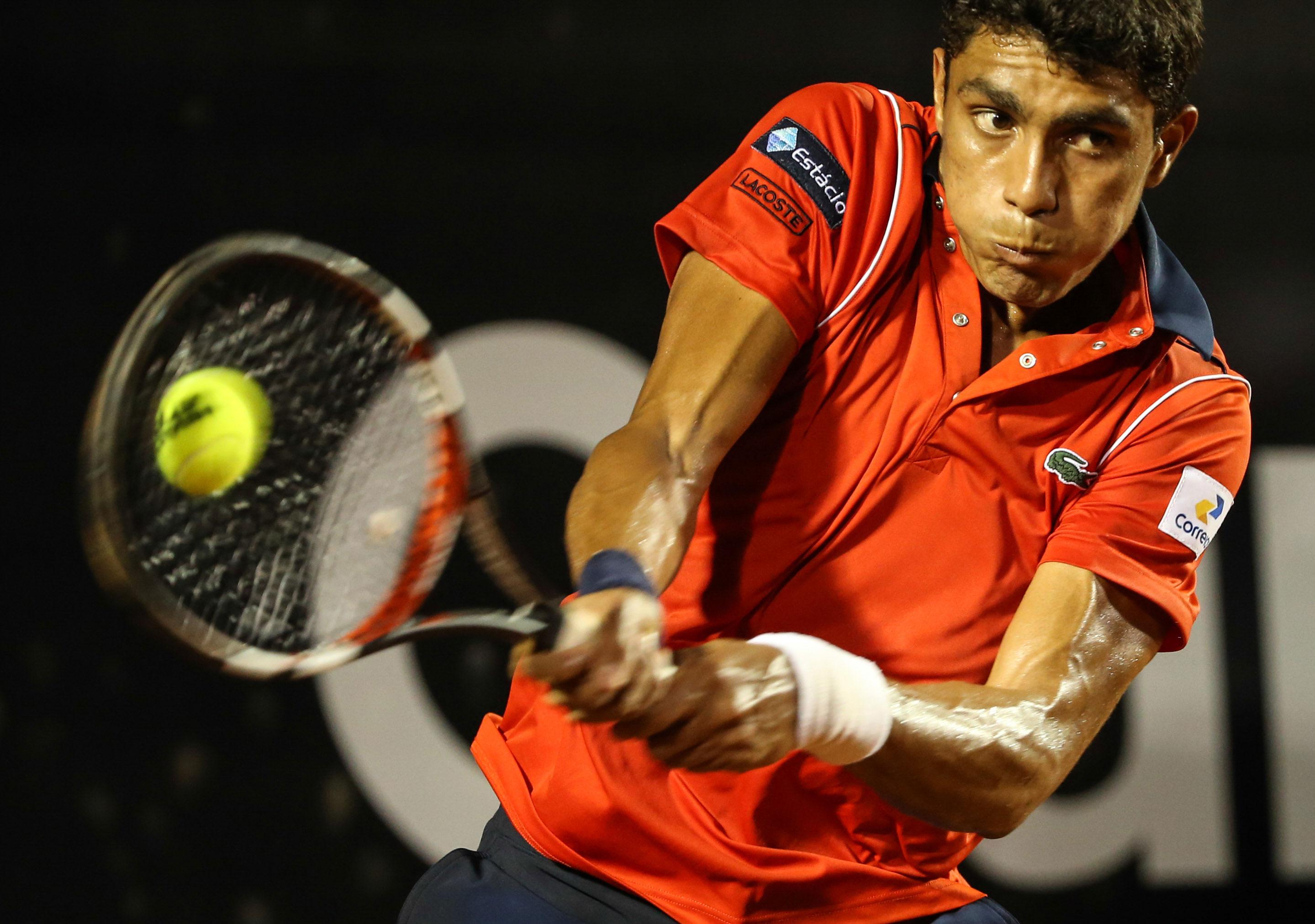 Thiago Monteiro é convocado para a Copa Davis pela 1ª vez