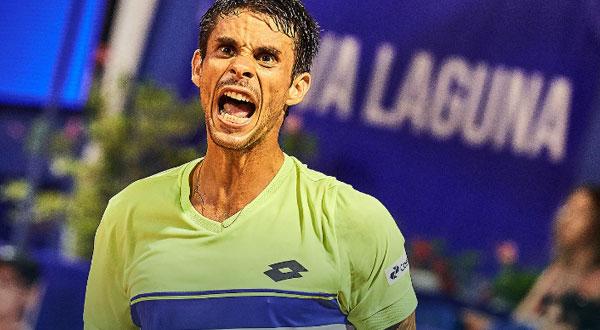 Rogerinho comemora maior vitória da carreira: 'Muitas emoções'