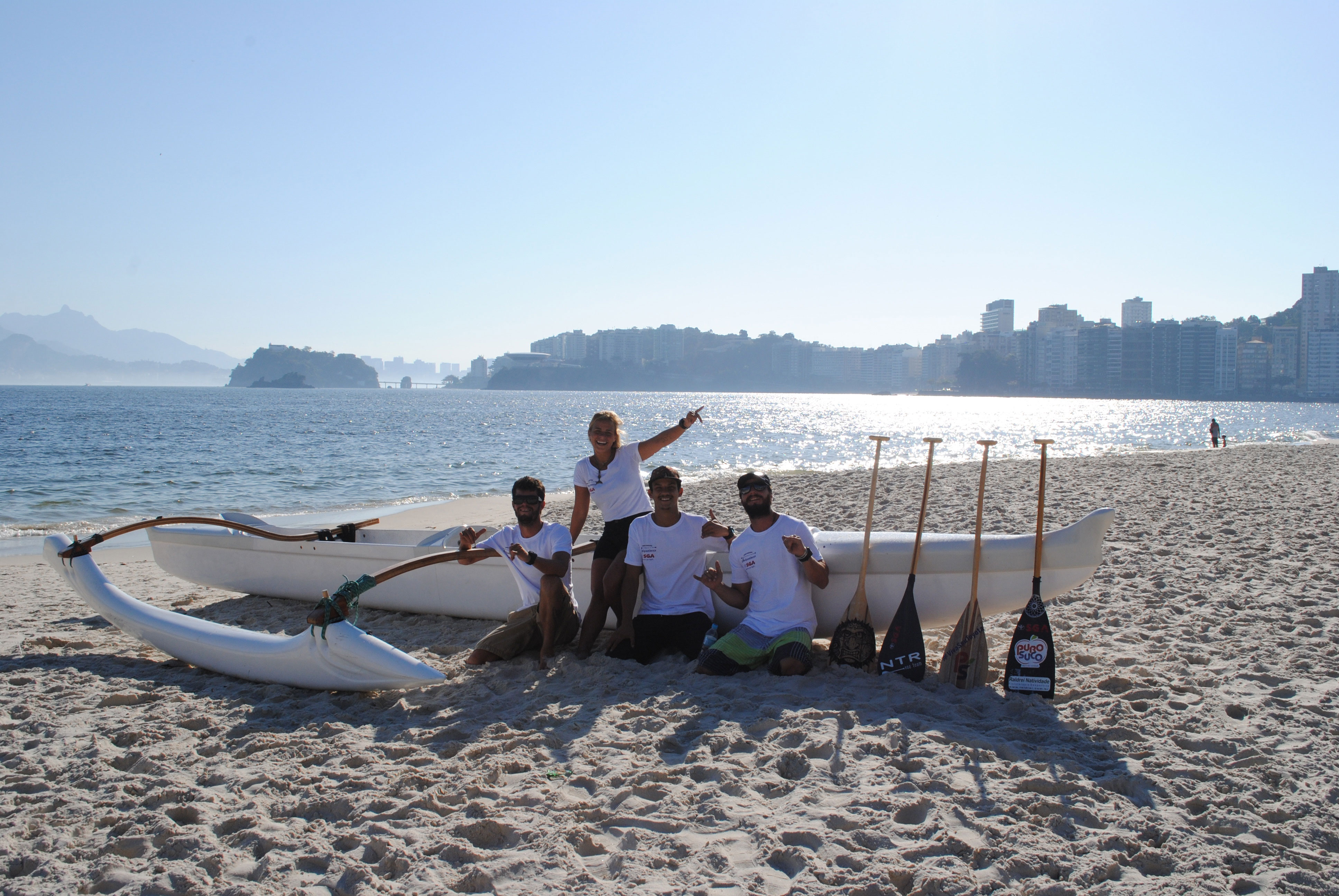 Expedição da Independência, inédita no Brasil, deixa Ilha Grande, em Angra dos Reis (RJ), e segue para Paraty (RJ)