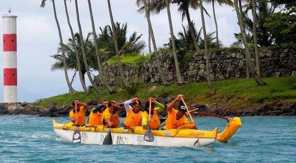 Remadores iniciam maior expedição de canoa do Brasil entre Niterói -Santos nesta quarta-feira, dia 27